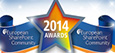 SmartPortals awarded in the European SharePoint Awards 2014
